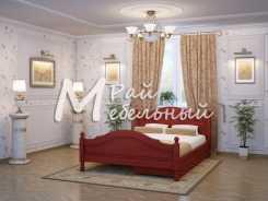 Двуспальная кровать Алжир с ящ