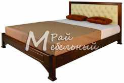 Полутороспальная кровать Ветлуга