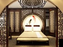 Спальня по принципам фен-шуй