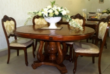 Выбираем деревянную мебель на кухню
