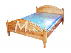 Двуспальная кровать из березы Алжир