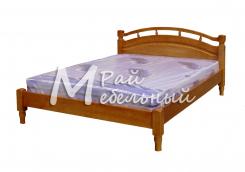 Двуспальная кровать из березы Амстердам