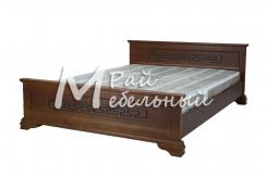 Двуспальная кровать из березы Ашхабад