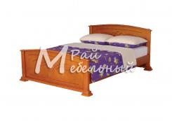 Двуспальная кровать из березы Богота