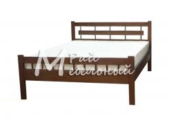 Двуспальная кровать из березы Братислава