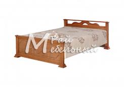 Двуспальная кровать из березы Брюссель