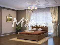 Двуспальная кровать тахта Ватикан с ящ