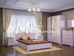Спальня из массива Афины
