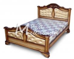 Двуспальная кровать Иерусалим ткань