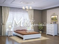 Спальня из массива Анталия 2