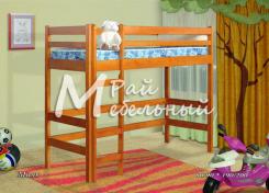Кровать детская двухъярусная Маяк