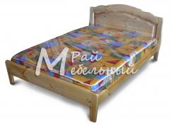 Полуторная кровать Монако