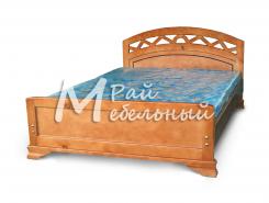 Полуторная кровать Пхеньян