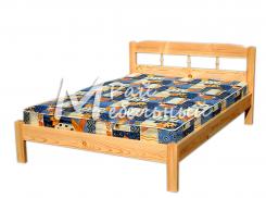 Полуторная кровать Рига