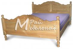 Двуспальная кровать Рим