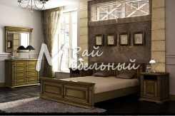 Спальня из массива Верди 2