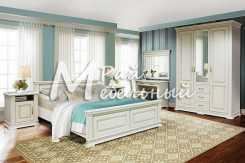 Спальня из массива Верди 5