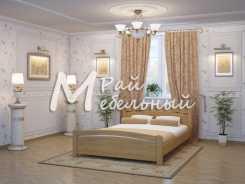 Двуспальная кровать Истра