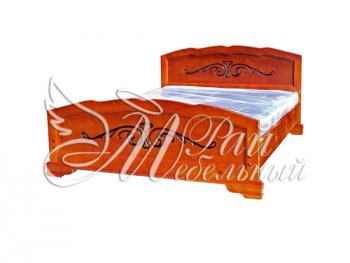 Двуспальная кровать Афины