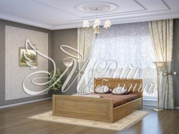 Односпальная кровать Варна с ящ