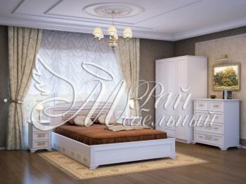 Спальня из массива Осло