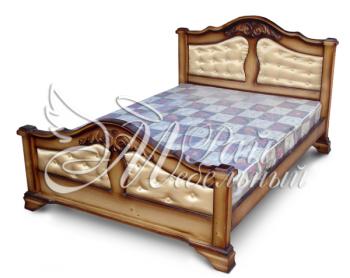Полуторная кровать Иерусалим  ткань