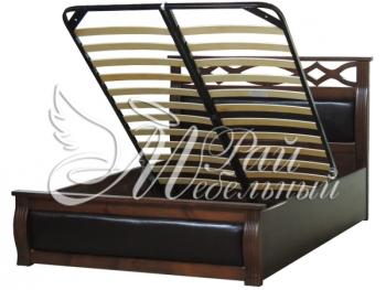 Кровать с подъемным механизмом Софья