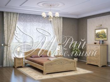 Спальня из массива Анталия
