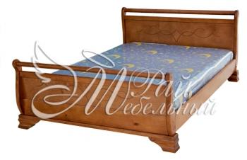 Двуспальная кровать Рейкьявик