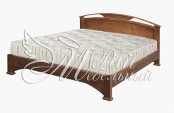 Двуспальная кровать Бор