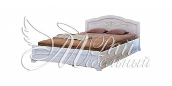 Двуспальная кровать Анталия с ящ