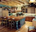 Ваша неповторимая кухня в стиле кантри