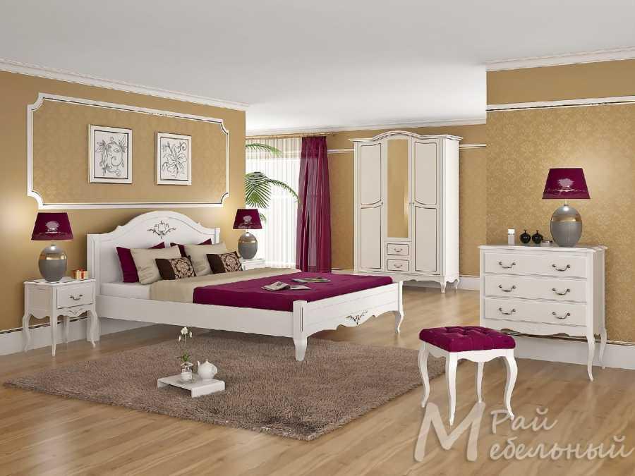 Спальня Авиньон 10