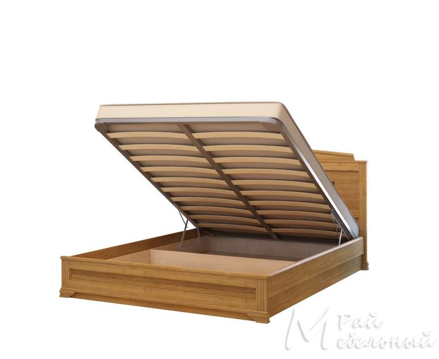 Кровать с подъемным механизмом Осло