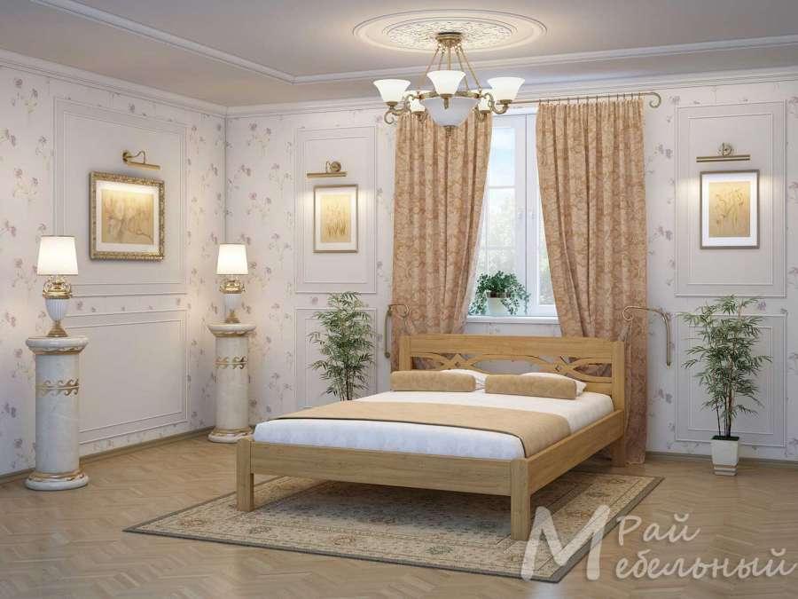 Односпальная кровать Адлер