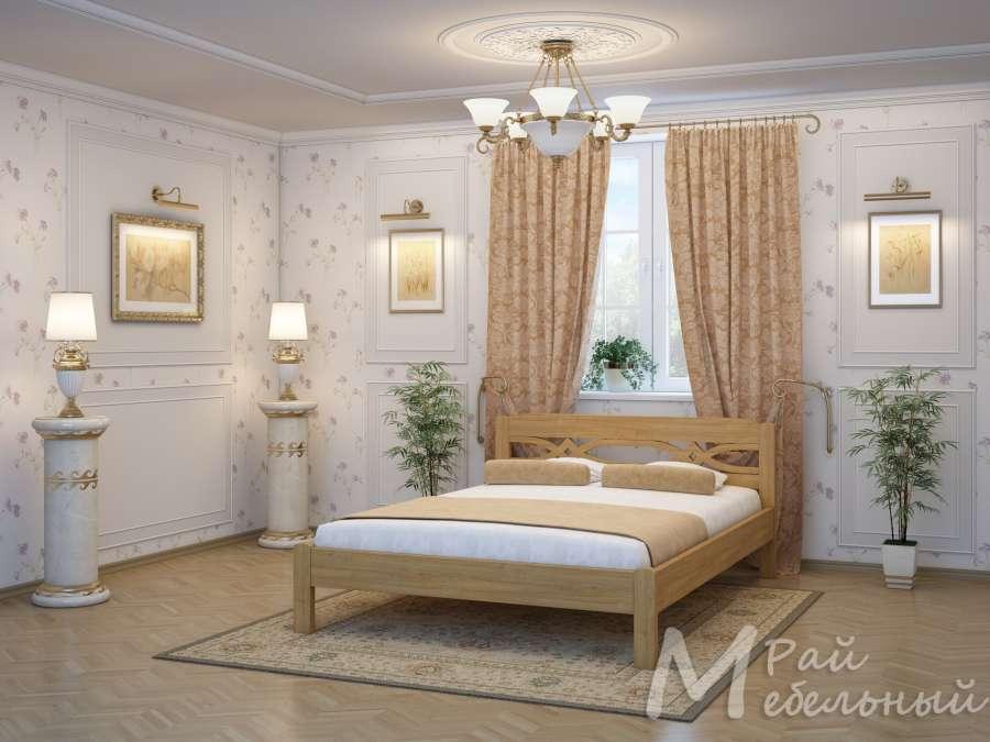 Двуспальная кровать Адлер