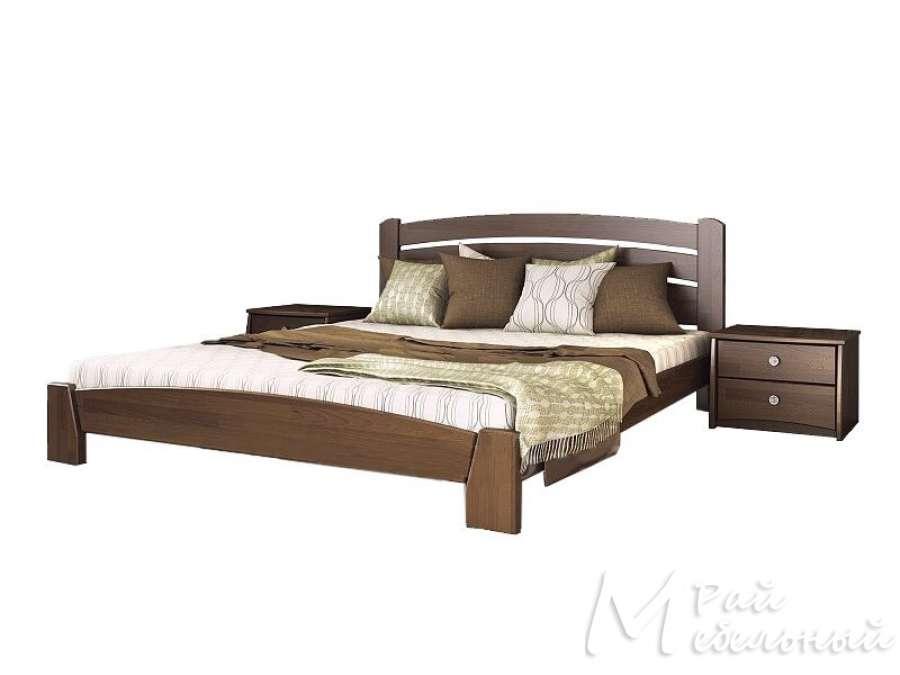 Двуспальная кровать Акша