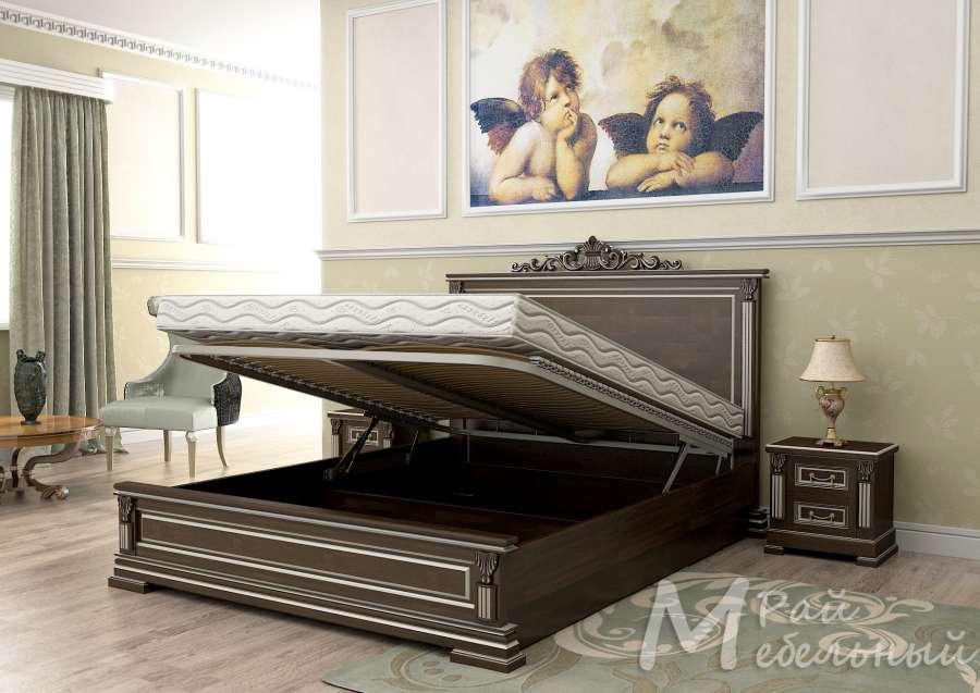 Кровать Британия-02
