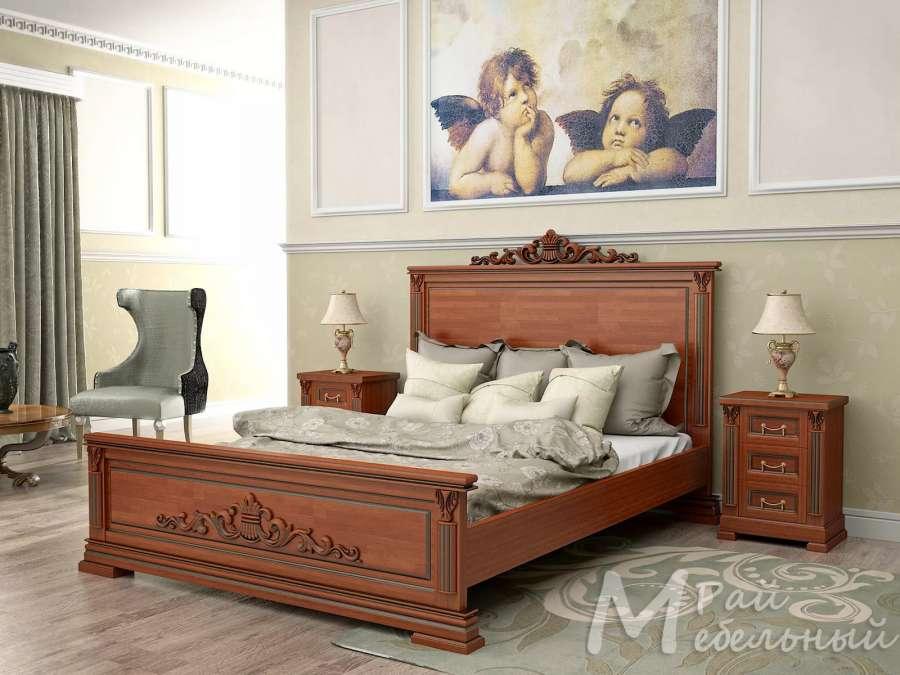 Кровать Британия-03