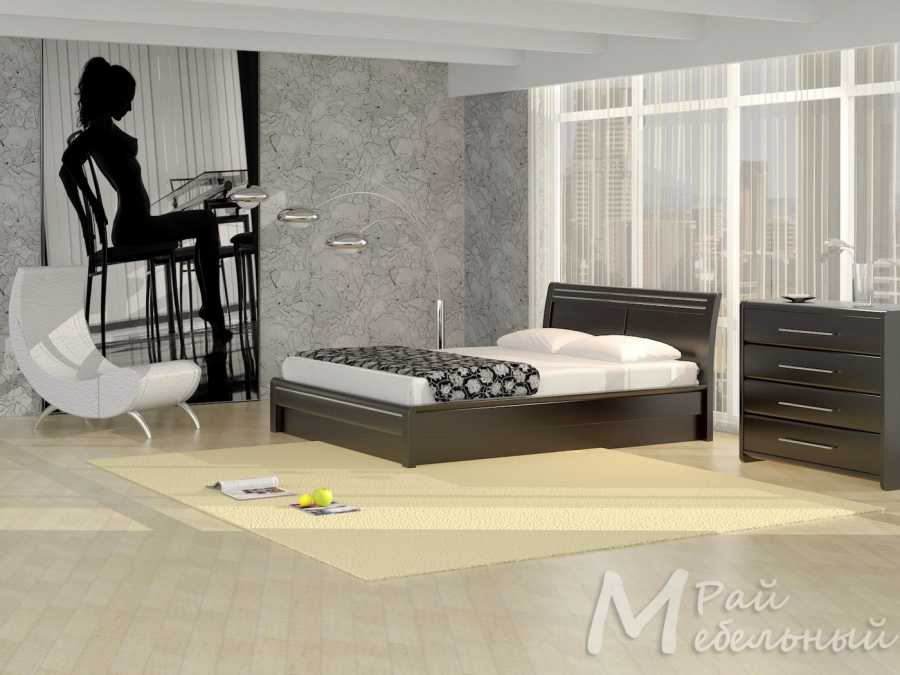 Кровать OKAERI 2