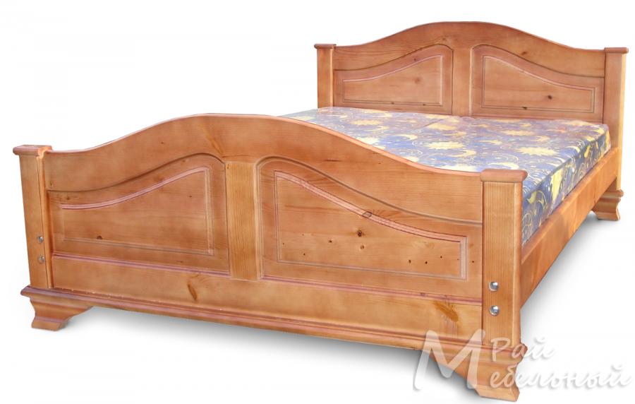 Двуспальная кровать Оттава