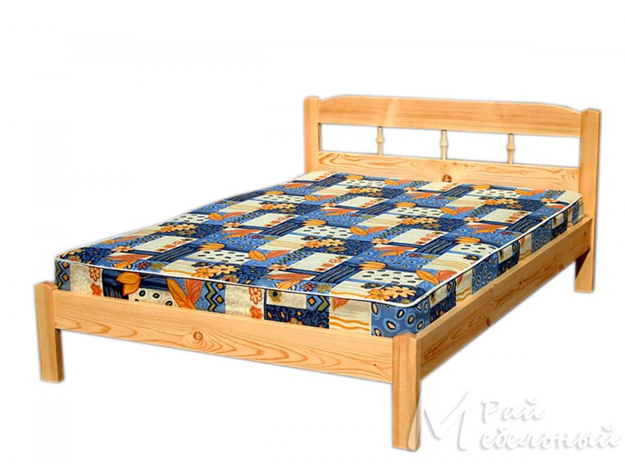 Двуспальная кровать Рига