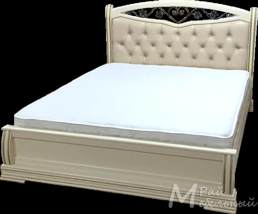 Двуспальная кровать Онега
