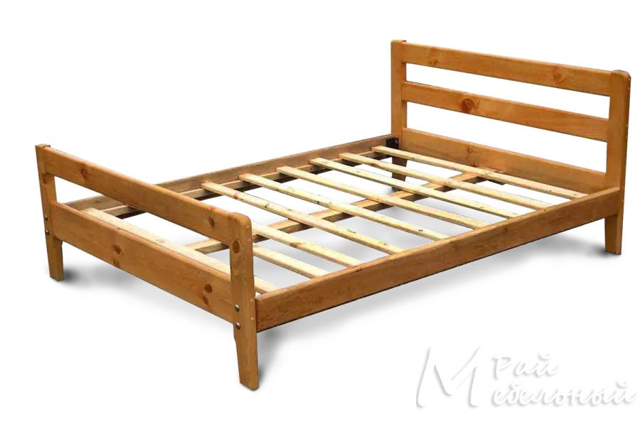 Двуспальная кровать Стокгольм