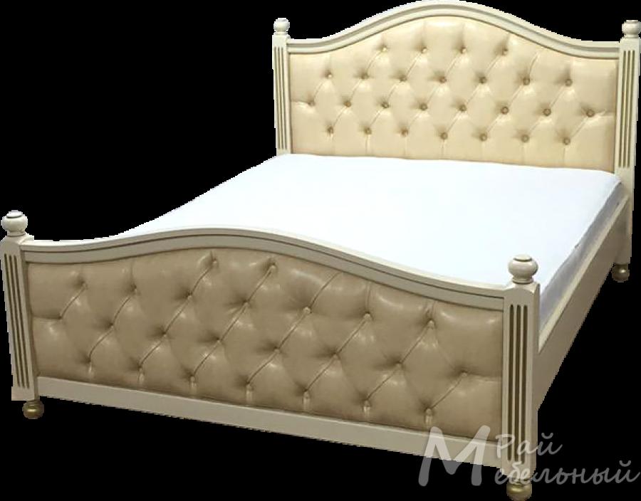 Двуспальная кровать Джубка