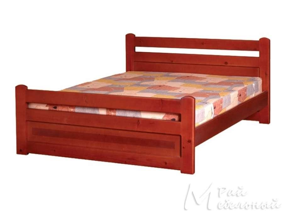 Двуспальная кровать Варшава