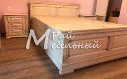 Фото деревянных кроватей